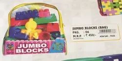 Jumbo Blocks (Bag)