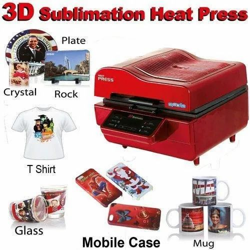 3d Freesub Mobile Cover Printing Machine @ rs 26500
