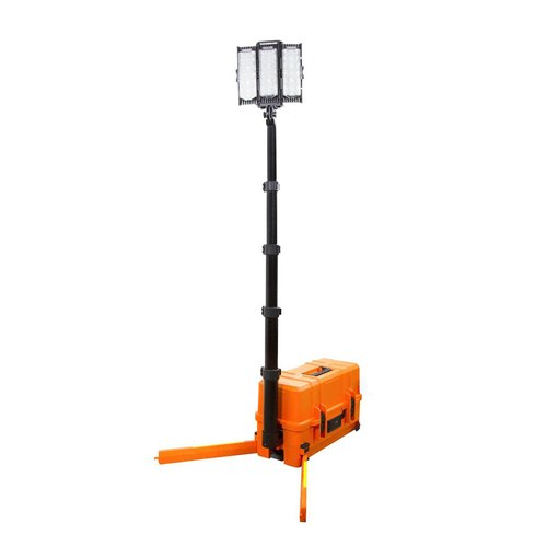 Portable Emergency Tower Light with Lithium Battery