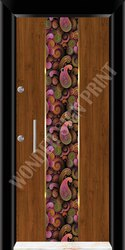 Decorative Metal Door Skin Paper