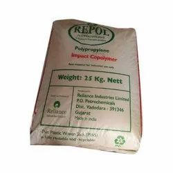 Repol Natural MI3530 Reliance PPCP Injection Moulding Granules, Packaging Size: 25 Kg