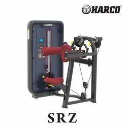 Deadlift Shrug Machine
