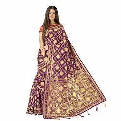 1003 Handloom Silk Saree