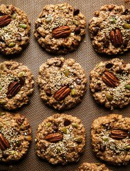 Nutty Butty ( Dry Fruits ) Biscuits