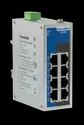 Din Rail Mount Industrial Ethernet Switch