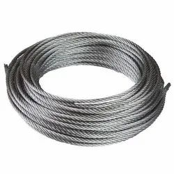 1X7 Strand Galvanized Wire Rope