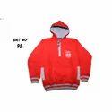 Red School Uniform Sweatshirt