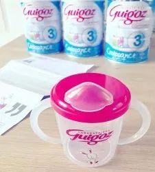 Guigoz Baby Milk Powder 1 & 2, Packaging Type: Packet