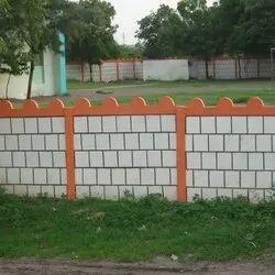 Folding Ready Made Compound Wall