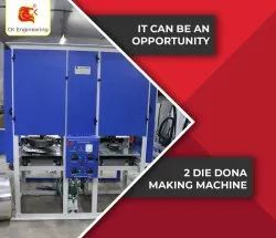 Double Die Fully Automatic Dona Machine
