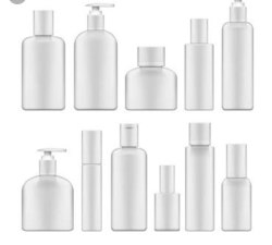 Transparent Plastic Spray Bottles