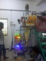 Automatic Powder Packing Machine  Bengal gram