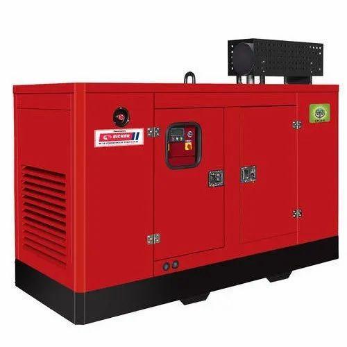 30KVA Eicher Generator Set