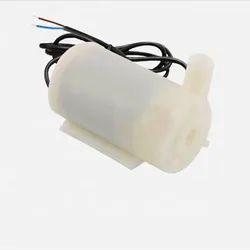 Kisan Tools Micro DC 3V 5V 6V Submersible Pump Mini Water Pump, Plastic
