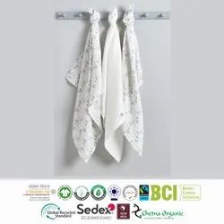 Organic Cotton baby muslin wraps