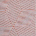 52 x 84 inch Pink Rose Diamond Curtain
