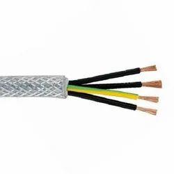 Power/Voltage: 1100 Volt Leoni Cable Control Cable, Material: Copper, Size: 1.5 Mm Sq - 2.5 Mm Sq