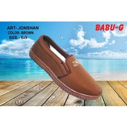 Babu-G Jonshan Casual Shoes, 6x9, Packaging Type: Box