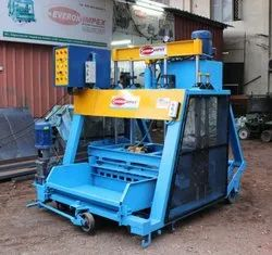 Everon Industries Heavy Duty Solid Bricks Making Machine