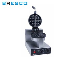 Bresco Round Rotary Waffle Maker 1.5 Thick