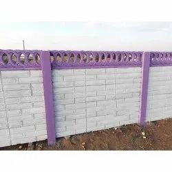 Color Coated RCC Folding Wall