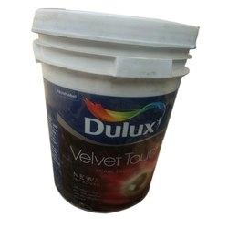 Dulux Velvet Touch Emulsion Paint, Packaging Type: Bucket, Pack Size: 10l