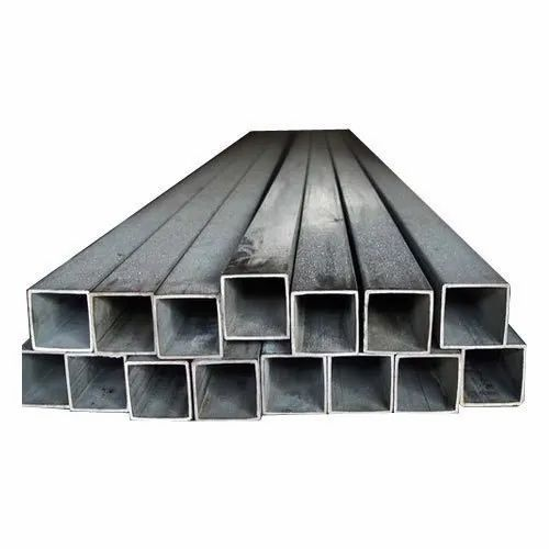 4-8 Meters Square 430 Stainless Steel Tube, 3-6 Meter