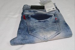 Shaded Blue Jeans