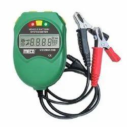 Meco VBSM6129B Digital Battery Meter