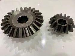 Rotavator Parts Crown Pinion 13 / 23 T Shaktiman Heavy Series