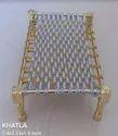 Designer Brass Khatla