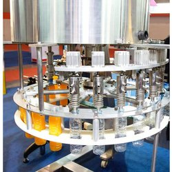 Juice Filler Machine