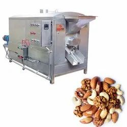 Nut Batch Roasting Machine