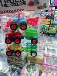 Plastic Truck Set 3 Pcs