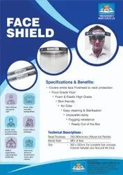 COVID FACE SHIELD LWt