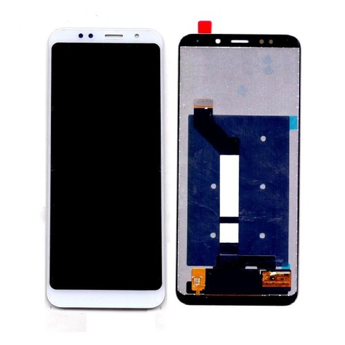new style a9948 546e3 Lcd With Touch Screen For Xiaomi Redmi Note 5 White (display Glass Combo  Folder)