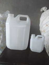 White HDPE Jerry Can