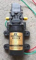 120 PSI Earth Motor