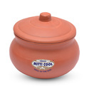 500 ml Earthen Curd Pot