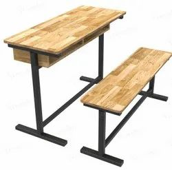 School Benches And Desks FU 205