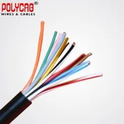 Cables Copper Flexible, Size: 0.75 Sqmm To 400 Sqmm
