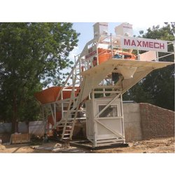 Compact Batching Mixing Plant