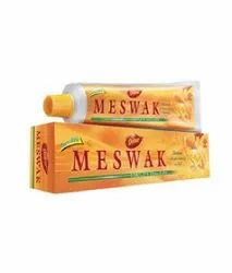 Mint Meswak Toothpaste, Herbal: Yes