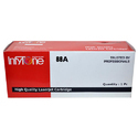 88 a Compatible Toner Cartridge for HP Printers With Infytone Brand
