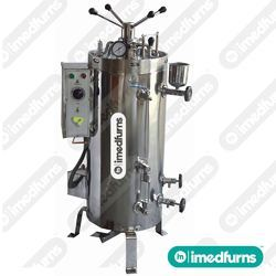 Vertical Autoclave - 30ltr - Stainless Steel 304 Grade