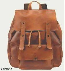 Male Leather FABBRO H21951 Shoulder Bag