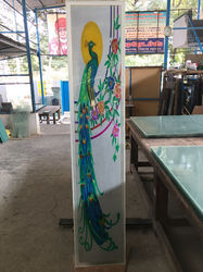 Insulated Mural Glass