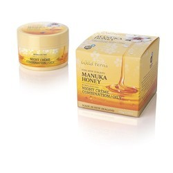 Manuka Honey Rebalancing Night Cream