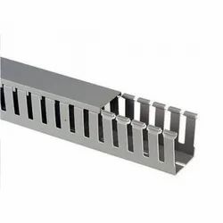 Wall/Desk Orient PVC Wiring Channel, for Industrial