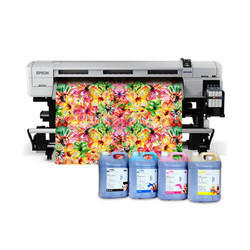 Splashjet and Y and Bk Epson Surecolor Sublimation Ink, Pack Size: 1 Kg bottle